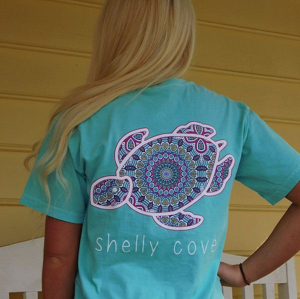 Shelly Cove donates 10% of net profits to save sea turtles.