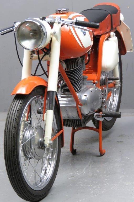 MV Agusta 1960 GTE Sport Checca 99cc