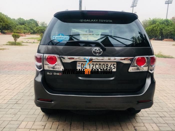 Used Fortuner For Sale Indelhi New Delhi India At Salemycar Today Used Toyota Toyota Cars Toyota