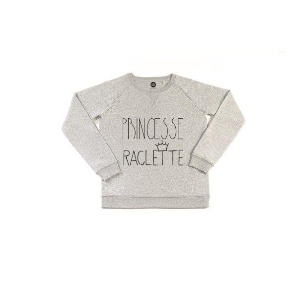 Sweat Princesse Raclette