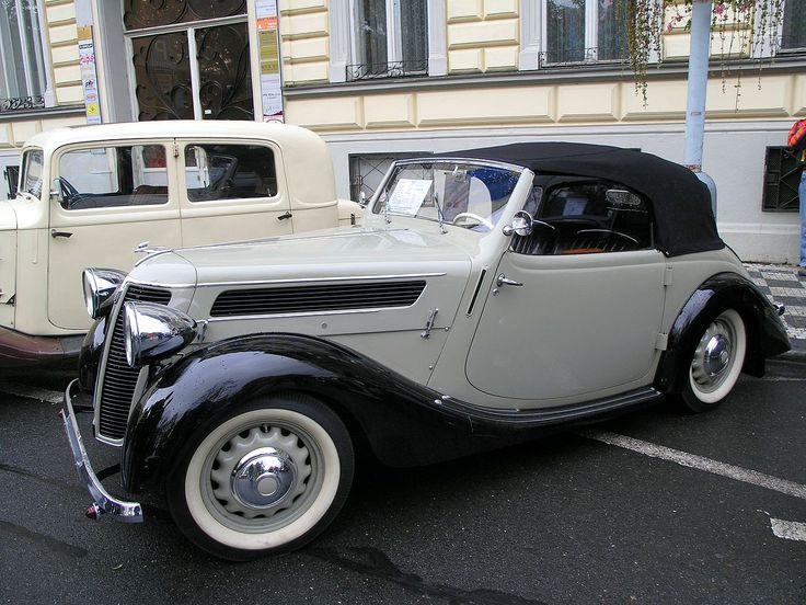 1938 Praga Piccolo