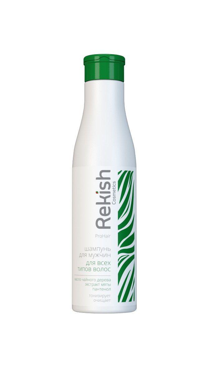 Шампунь для мужчин для всех видов волос «ProHair»500 г., 250 г.  Масло чайного дерева — сильный антисептик, также обладает явно выраженным бактерицидным, противогрибковым, против…