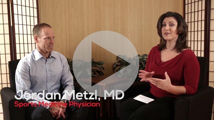 [VIDEO] Dr. Jordan Metzl on Sports Medicine & Exercise | Institute for Integrative Nutrition