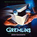 Jerry Goldsmith - Gremlins soundtrack CD cover