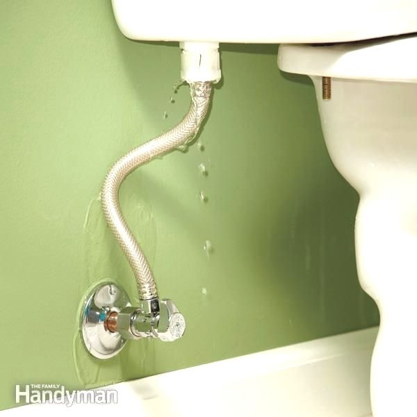How To Fix The 4 Most Common Causes Of Leaks Under The Toilet With Images Leaking Toilet Toilet Repair Diy Plumbing