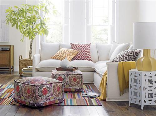 sofs con estilo aliados en decoracin de salas