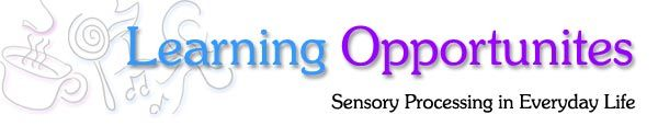 good sensory processing resource