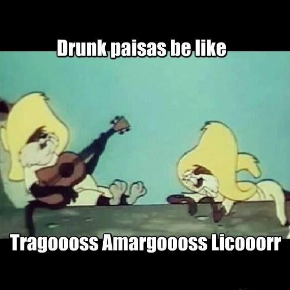 How Say Drunk Spanish