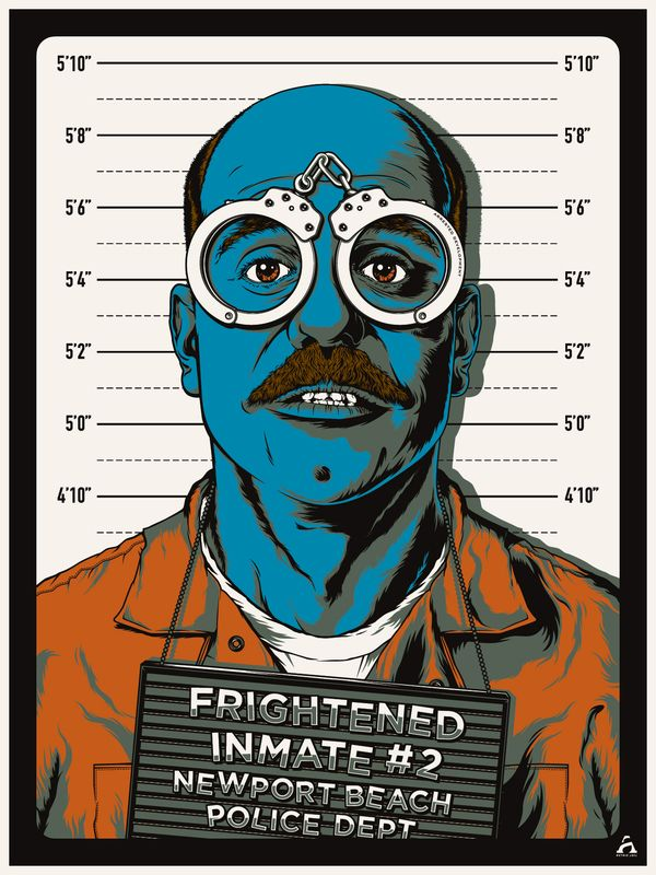 Friend of Dorothy by Anthony Petrie, via BehanceFriends, Picture-Black Posters, Bananas Stands, Art Show, Frightening Inmate, Gallery 1988, Fans Art, Arrested Development, Anthony Petri