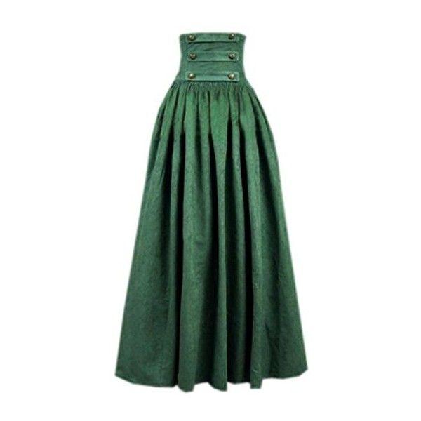 Best 25  Green maxi skirts ideas on Pinterest | Olive maxi skirts ...