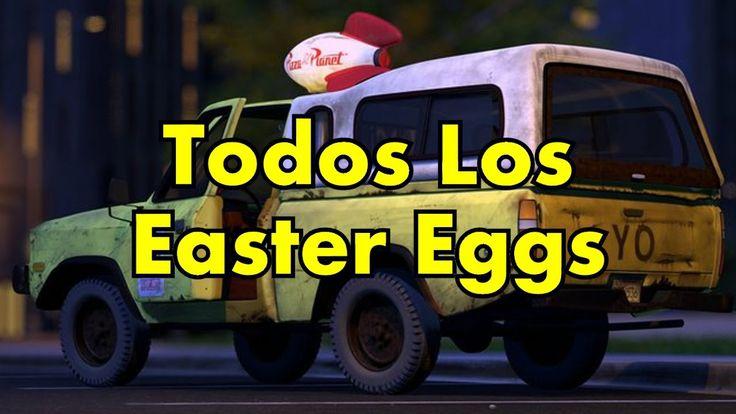 Top Easter Eggs: Todas Las Apariciones De La Camioneta De Pizza Planeta ...