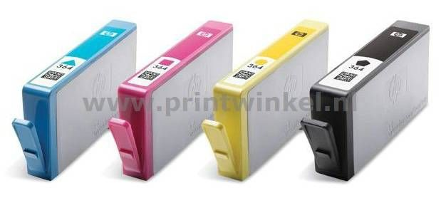 HP 364XL (SM596EE) cartridges combo-pack