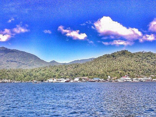 Bitung breathtaking view #manado #bitung