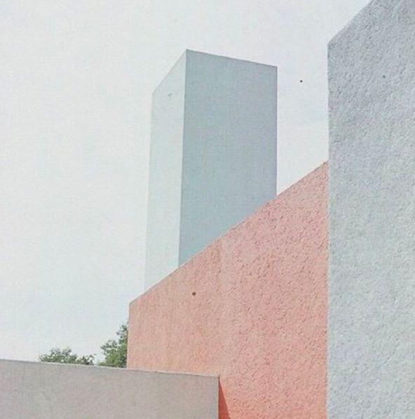 SS16 inspiration: the work of Luis Barragán, via @m.q.p._