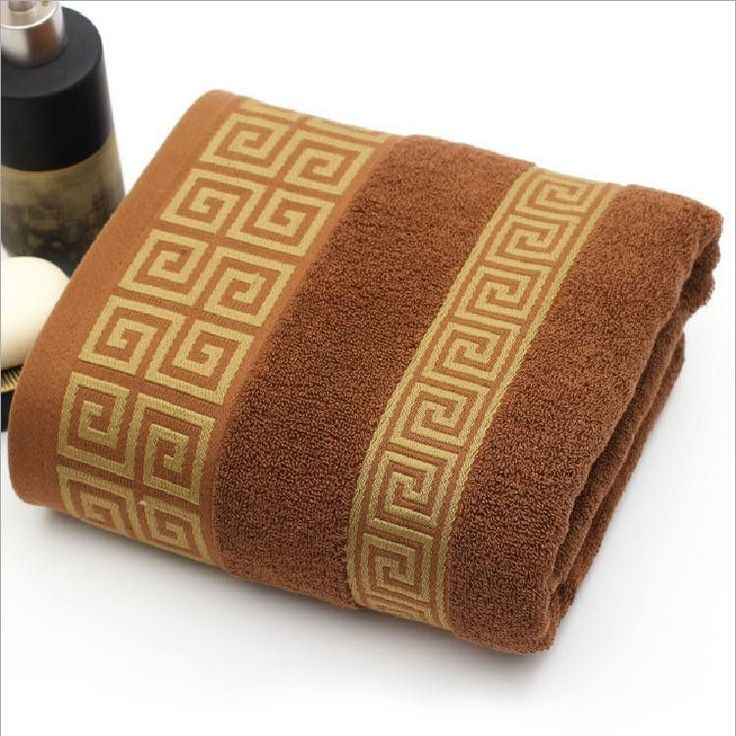 2016 gift Free shipping luxury men face towel 32*72cm linge de toilette super
