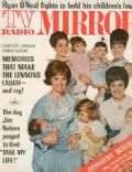 TV Radio Mirror magazine - My grandma would read these and pass them along to me.  The Lennon Sister from the Lawrence Welk show were often on the cover and many times Jackie Kennedy.