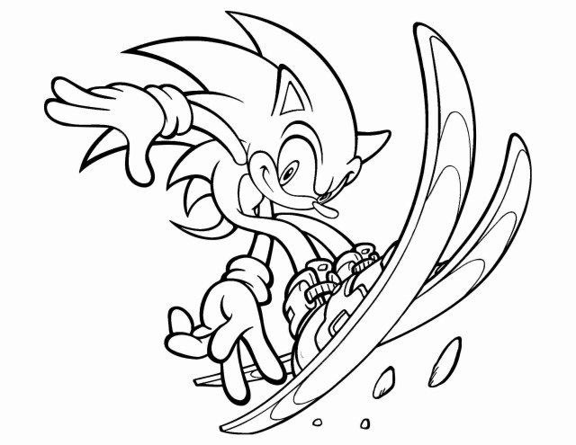 27 Inspiration Image Of Sonic Coloring Page Coloring Pages