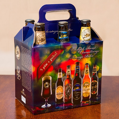 Najlepszy prezent od Mikołaja :) #piwo #beer #christmas #BrowarKormoran
