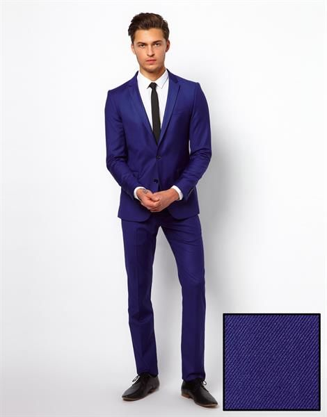 Где можно купить обычные зауженные синие штаны для школы