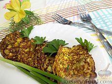 Оладьи из кабачков - 30 рецептов с фото