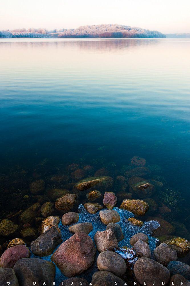 lake Hańcza, Suwalki Landscape Park, Suwalski Park Krajobrazowy, Suwalszczyzna, Poland