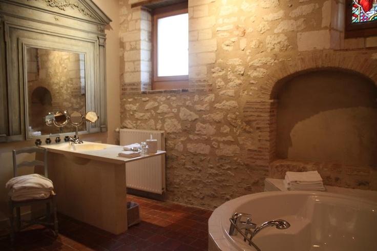 Salle de bain Hotel Rhodes - Troyes