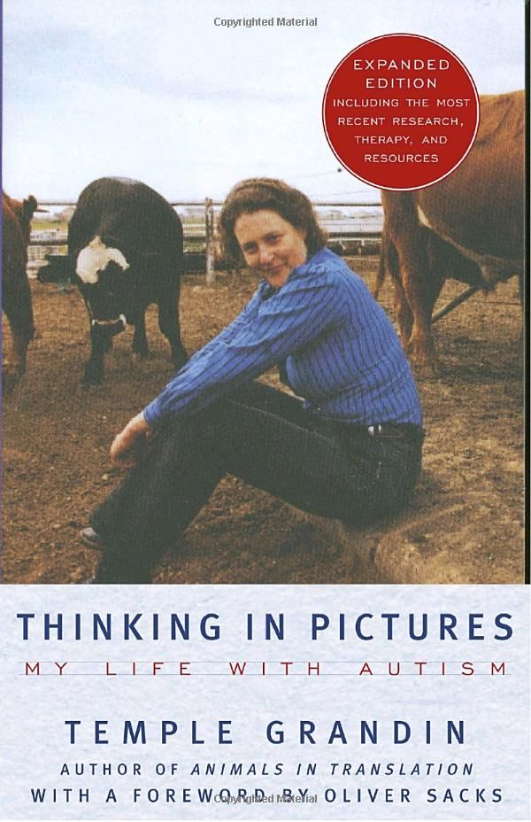 Amazon.com: Thinking in Pictures, Expanded Edition: My Life with Autism (9780307275653): Temple Grandin: Books