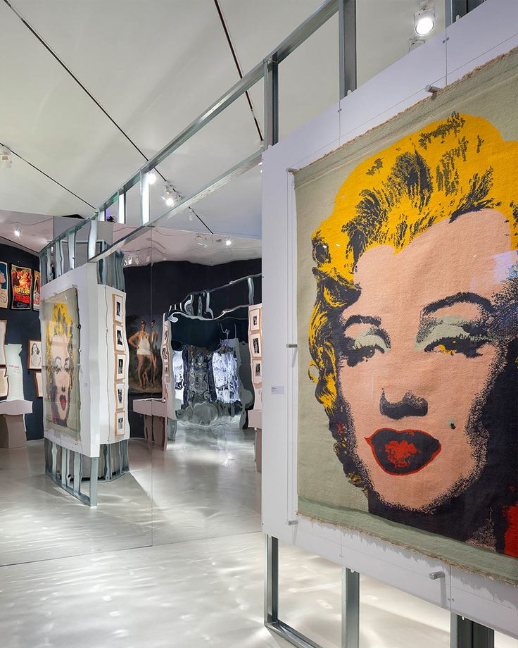 Andy Warhol: Stars of The Silver Screen