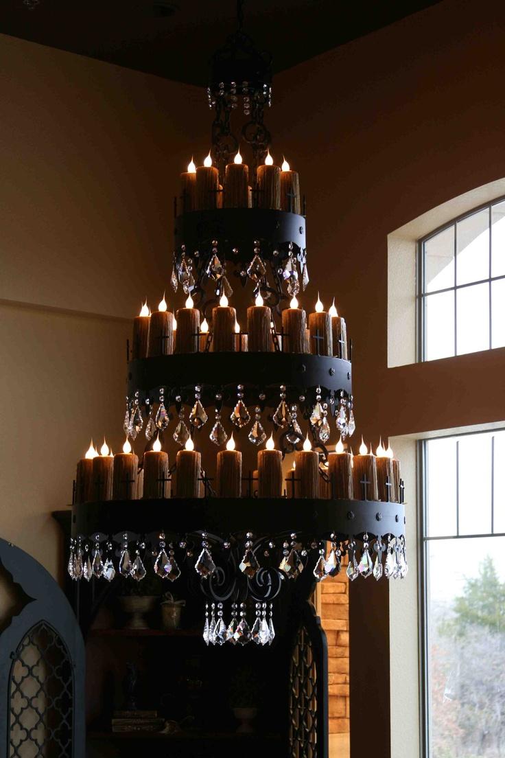 99 best light up my life images on pinterest chandeliers seville iii tier chandelier by arte de fier arts of iron h x w arubaitofo Gallery