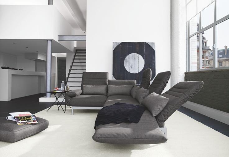 Rolf Benz | Plura #Modern #Grey #Color #Sfeer #Impression #kokwooncenter #201605