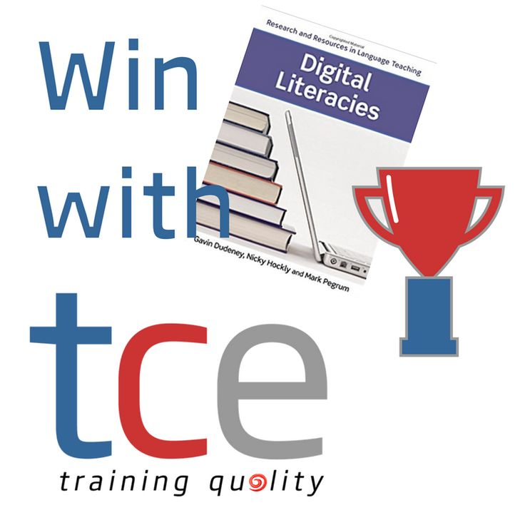 Win the Award-winning Digital Literacies just by signing up to The Consultants-E's mailing list in June. http://www.theconsultants-e.com/general/mailinglist.php