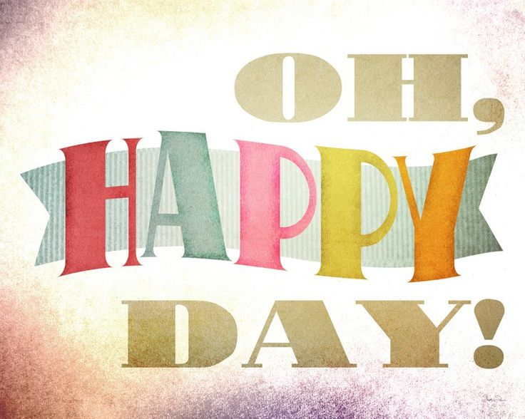 o happy day Oh happy day paints a grisly picture of life in a death camp whose inmates are gay men made to unload and ransack the bodies of other men after they.