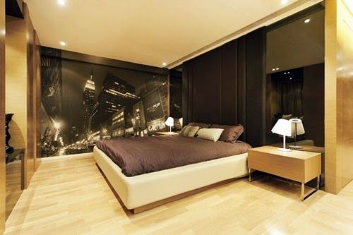 Beautiful Bedroom Wall Murals | TENKA