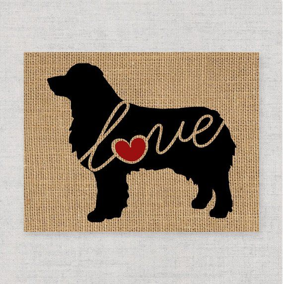 Australian Shepherd Aussie Black Customizable Personalized Burlap Dog Wall Art Home Decor Print Dog Wall Art Burlap Wall Art Silhouette Wall Art