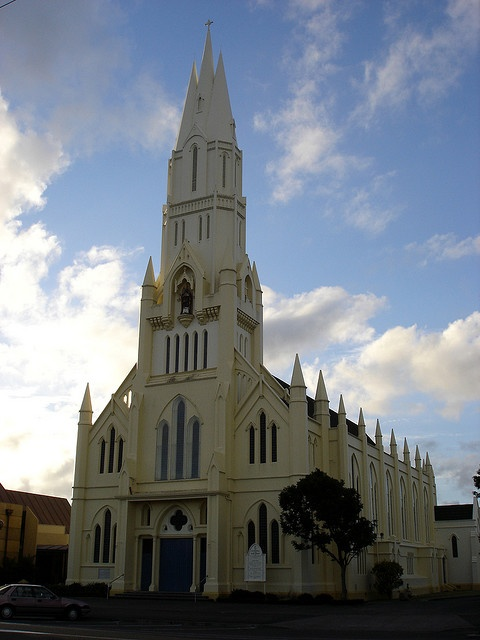 Church upon Church Street, Palmerston North, New Zealand.