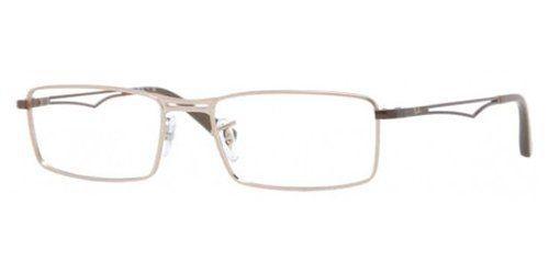 Eyeglasses Ray-Ban Vista 0RX6215 2694 LIGHT BROWN. New.
