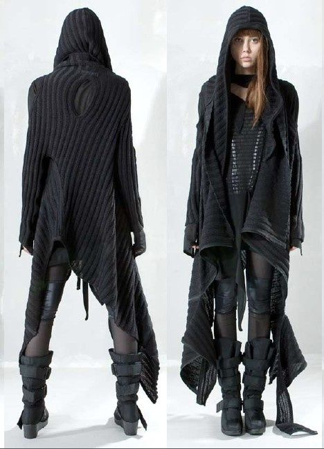 Tattered sweaters. Post-apocalyptic | Alternative ...