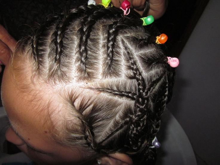 Hair Braiding in Mexico