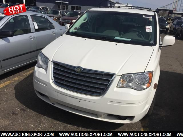 2008 Chrysler Town Country Touring 2 300 Auctionexport