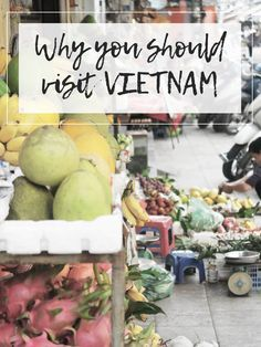 These are the six reasons why you should visit Vietnam