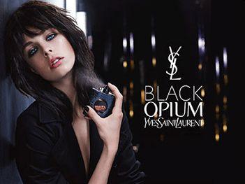Yves Saint Laurent Opium Black eau de parfum is een stoer parfum met de geur van koffie en additionele akkoorden van paarse peper, oranjebloesem, jasmijn, vanille, patchouli en cederhout.