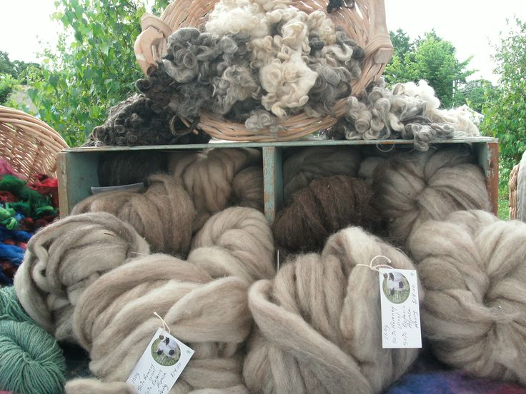 www.stoddart.ca. natural wool at wychwood barns