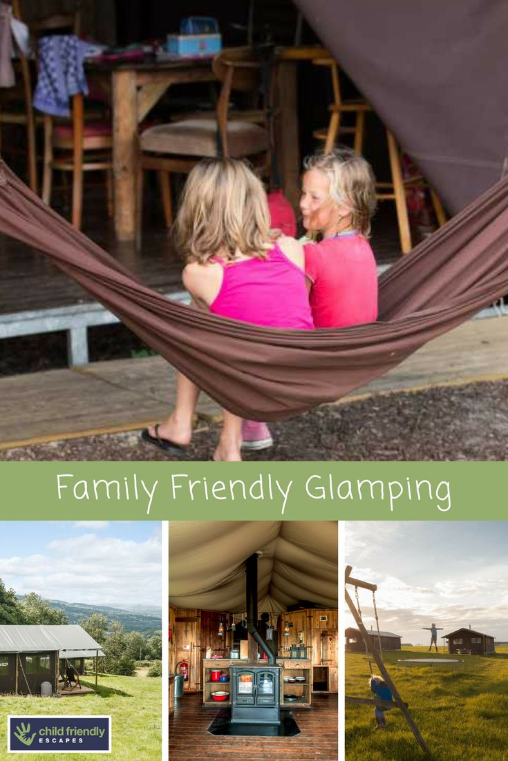 We are delighted to introduce more family friendly glamping holiday to Child Friendly Escapes. What better way to escape a hectic lifestyle and spend more time having fun with the kids than on a great family glamping holiday. This isn't camping, these holidays offer so much more, read our blog to find out more.