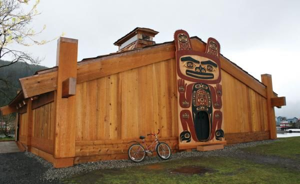 95 best images about alaska 39 s native peoples on pinterest for Best tribal house