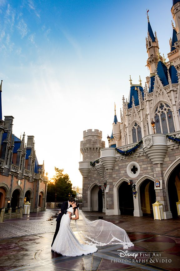When I Get Married Some Day Years From Now With My Future Fiancee Wife Clearly It Has To Be In Disney