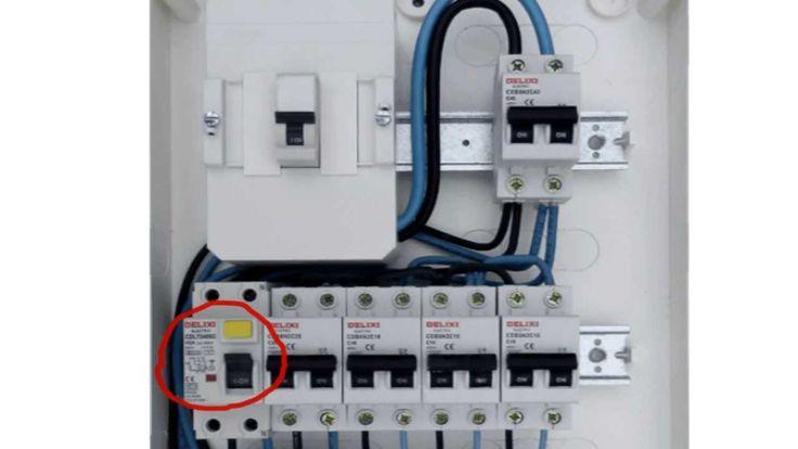 funcionamiento cuadro electrico vivienda
