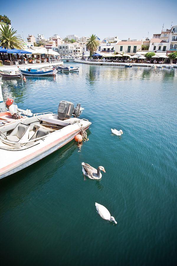 Agios Nikolaos, Crete, Greece