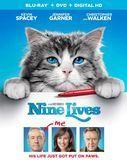 Nine Lives [Blu-ray] [English] [2016]