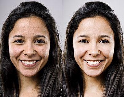 """Check out new work on my @Behance portfolio: """"Retoque Facial"""" http://be.net/gallery/34189195/Retoque-Facial"""