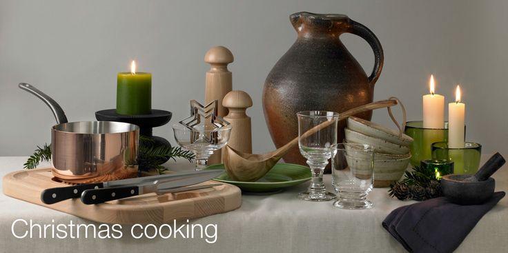 David Mellor - Christmas Cooking